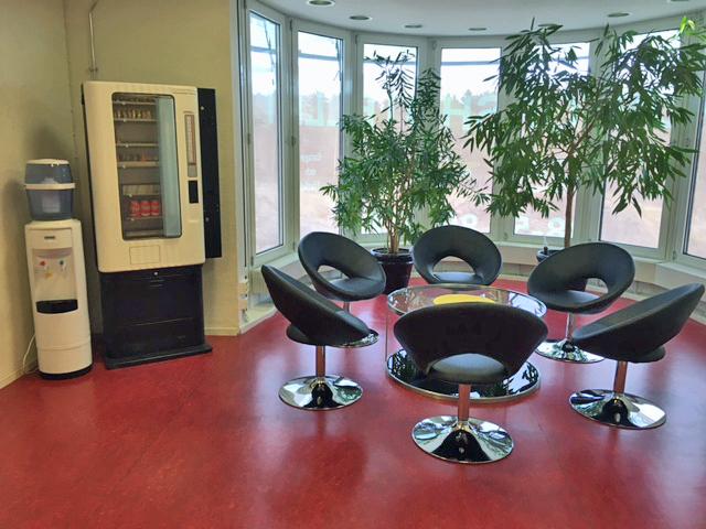 Lounge 2-Moderntkontorshotell